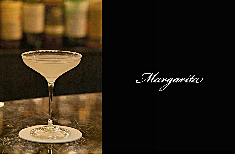 Margaritaカクテル完成画像